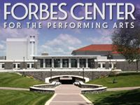 Forbes Center for the Performing Arts at James Madison University | Harrisonburg, Virginia