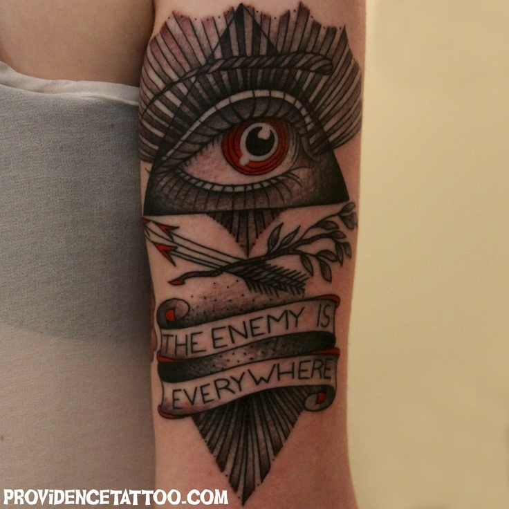 Fuckyeahtattoos Awesome Artwork And Tattoo Done By Wes At: 136 Best EYE OF PROVIDENCE ☀️ Images On Pinterest