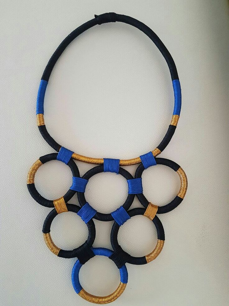 Lusanda Omelo neck piece