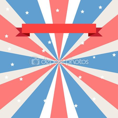 4th july Independence Day Holiday background. American flag color. Design for Holiday Independence Day. Vector Illustration — Stock Vector © sofiartmedia.gmail.com #114837290