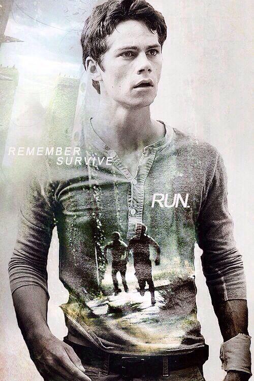 Maze Runner : Dylan O'Brien                                                                                                                                                                                 More