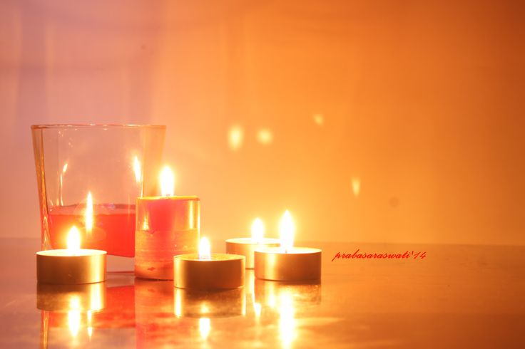 still life candle photography