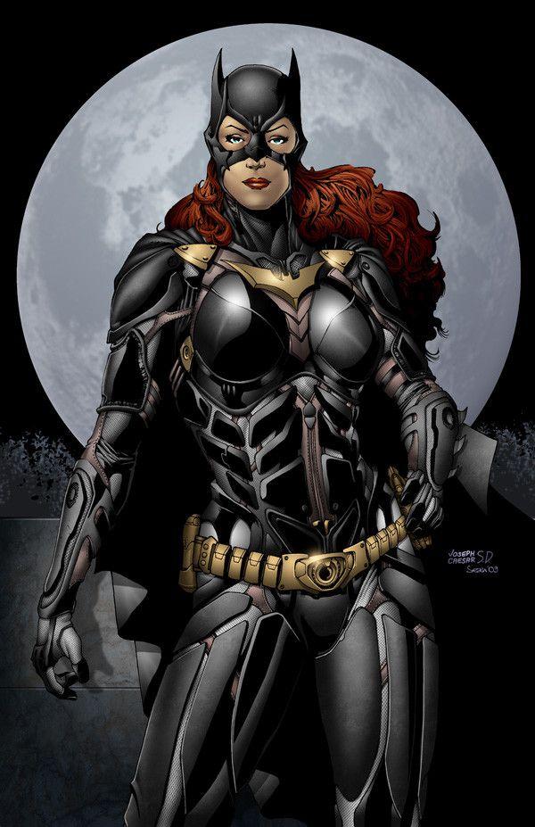 Batgirl by Joseph Caesar Sto. Domingo & Sean Ellery