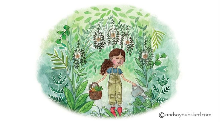 """""""Made me tingle! My eyes are watering! I love love love it! This book is gonna be a game changer. I just know it!""""  - CAREY-ANN MORRISON #sustainable #vegan #ecofriendly #kidsbook #watercolour #art"""
