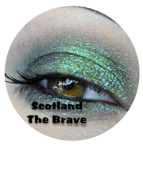Scotland The Brave – Femme Fatale Cosmetics