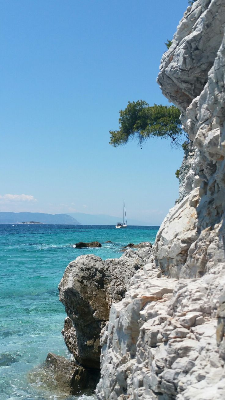 Skopelos - Kastani beach