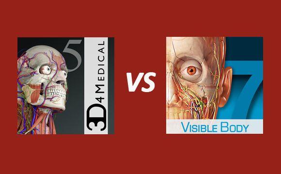 Какой атлас выбрать: Essential Anatomy 5 или Human Anatomy Atlas?