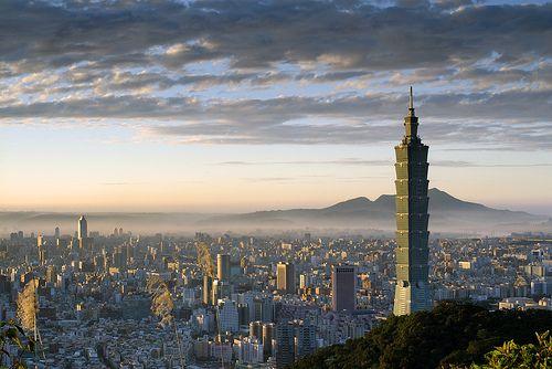Taipei 101, Taipei, Taiwan, 1999 — 2004 | José Miguel Hernández Hernández