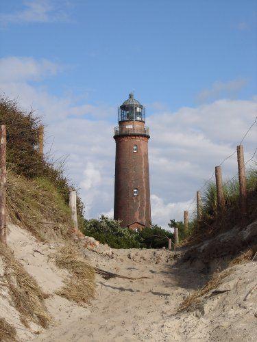 """Leuchtturm """"Darsser Ort"""""""