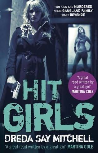 book cover of     Hit Girls     by    Dreda Say Mitchell
