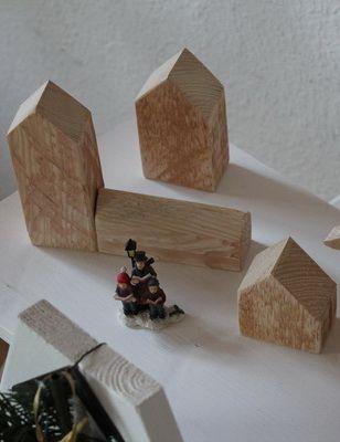 Holzhäuser - klein