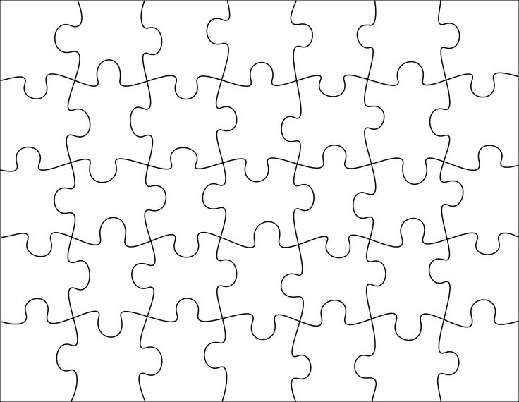 41 best puzzles images on Pinterest Wood toys, Wooden toys and - puzzle piece template