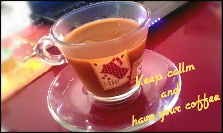 #coffee #breakfast