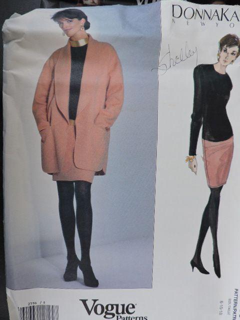 SeeSallySew.com - Donna Karan DKNY Jacket