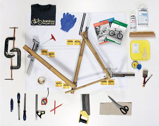 Build your own bike with Bamboo Bicycle Club's DIY kit