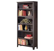 """Carlyle 75"""" Bookcase"""