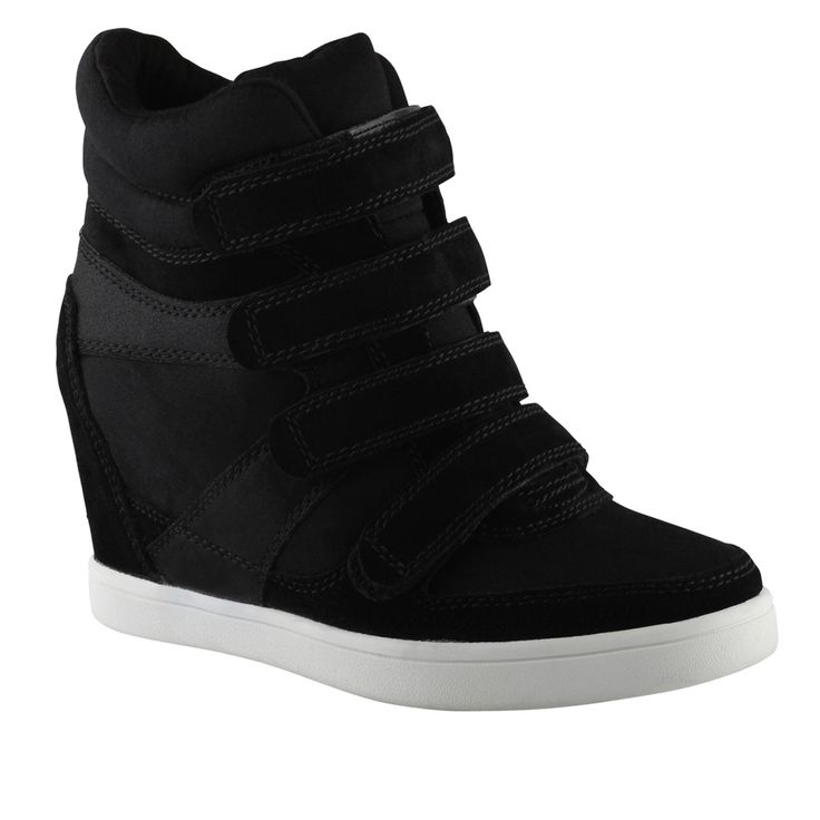 Aldo Chism wedge sneakers - Yes, I jumped on the bandwagon.