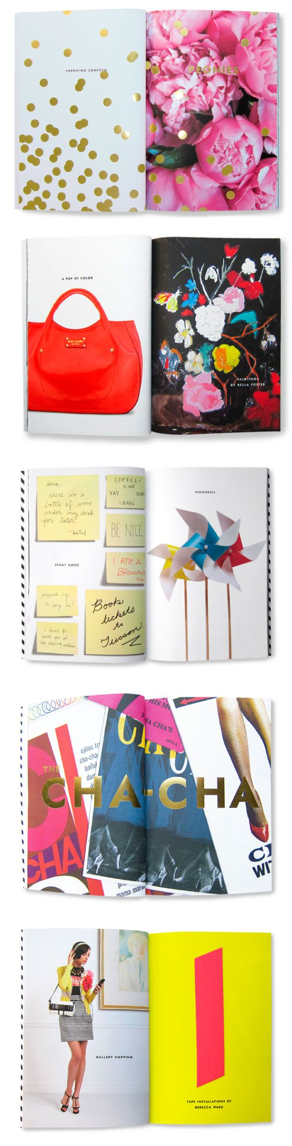 The Things We Love, the new Kate Spade book