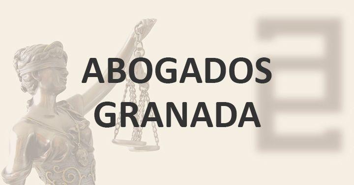Abogados en Granada. Agrupamos a los mejores despachos y bufetes de abogados en Granada. Amplia experiencia. ¡Contacte ahora!