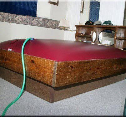 Old School Do You Remember?  waterbeds....would still love to have one