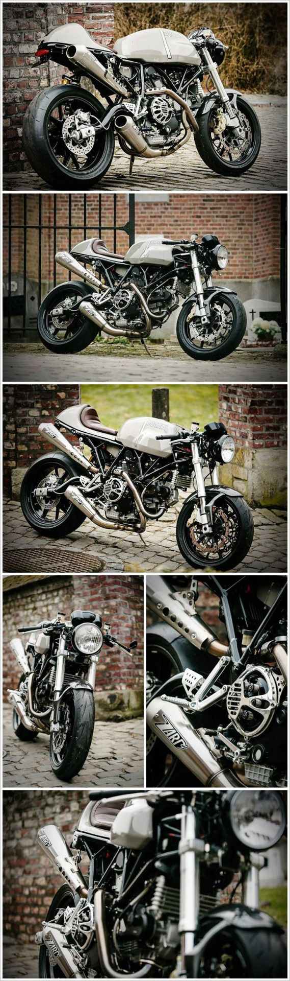 motorcycles-and-more:   Ducati Sport Classic 1000 / cafe racer