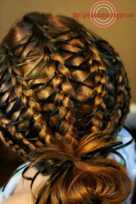 hairstyle braided