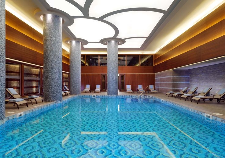 Sheraton Bursa Hotel / Shine Spa Bursa Indoor Pool