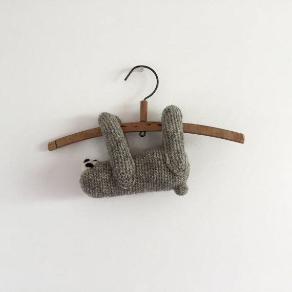 SLOTH by Creatures of Yarn