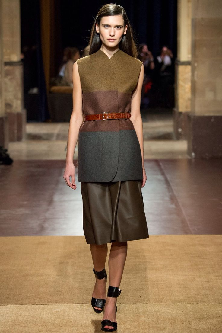 Hermès Fall 2014 Ready-to-Wear Fashion Show Collection