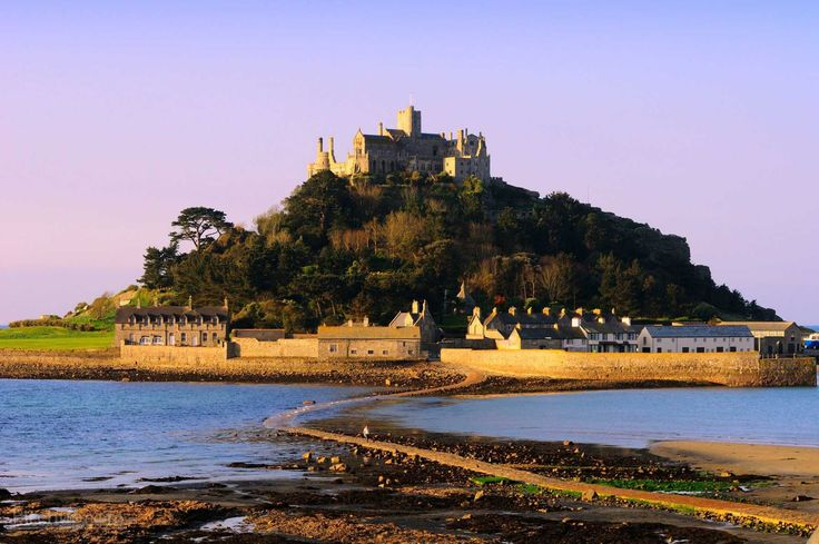 The famous St. Michael's Mount. Stay local at Mousehole Camping, Penzance, Cornwall - Pitchup.com