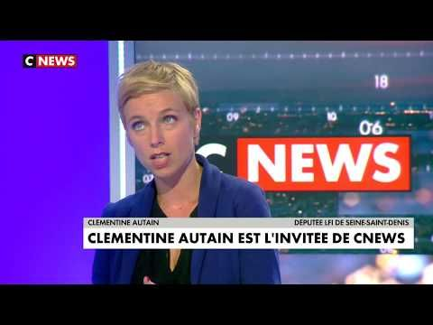 Le journal de BORIS VICTOR : Clémentine Autain invitée d'Olivier Galzi