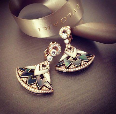 #bvlgari #earrings #new