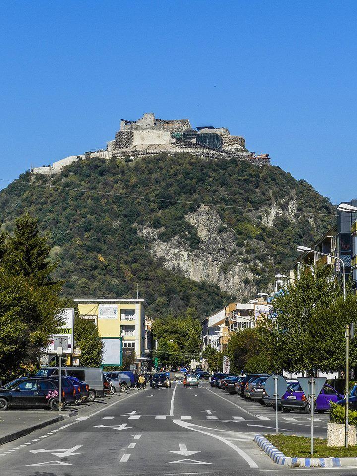 Deva, Romania - Citadel