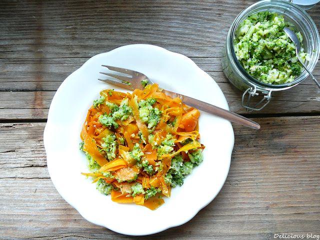 Delicious blog: Brokolicové pesto
