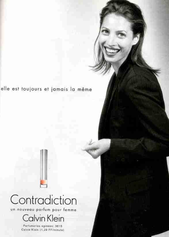 CALVIN KLEIN CONTRADICTION 2