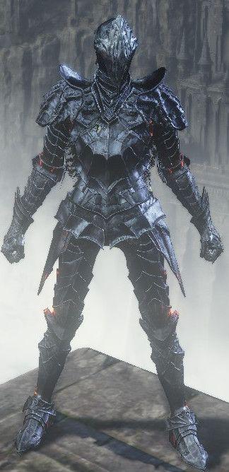Outrider Knight Armor Set | Dark Souls 3 Wiki