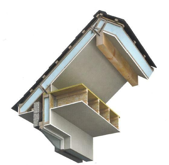 Structural insulated panels bing images passive house for Sip panels buy online