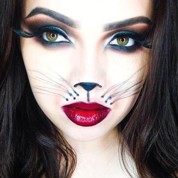 33 best Halloween Makeup images on Pinterest | Halloween makeup ...