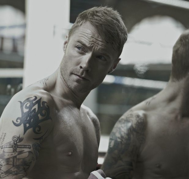 ronan keating shirtless | ATRL - Celeb News: Ronan Keating shirtless