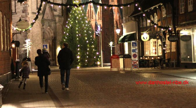 Christmas in Ribe. See all the photos. Danhostel Ribe