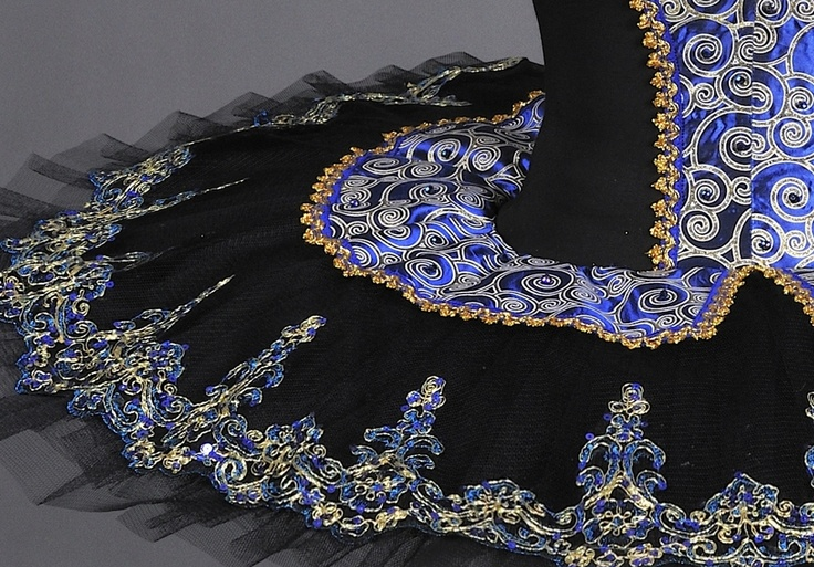 Odile Ballet Tutus and Dance Costumes