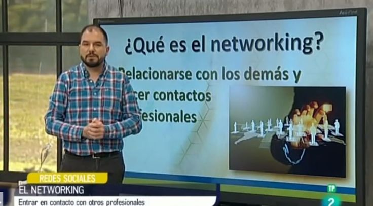 Hablando sobre cómo hacer networking en A punto con La 2