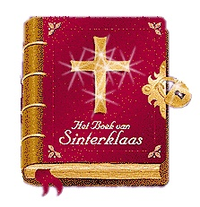 "The most important book of ""Sinterklaas"""