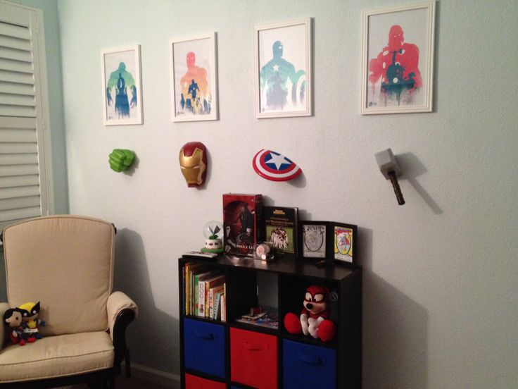 Brandonu0027s Room  Superhero Nursery/ Comic Book Nursery   Design By Kmak Part 61