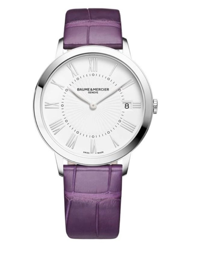 Model:Classima Lady Quartz Ref. M0A10224 Movement:Quartz Gender:Female Complications:Date, Minute Hand, Hour Hand Shape:Round Case Material:Stainless Steel Dail colour:White Engraved Size:36.50 mm Material:Croco-leather Price:€ 1 700 @colmanwatches