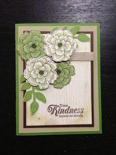 Jades Stamproom Blog - secret garden, woodgrain embossing folder