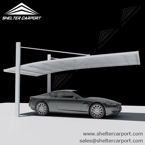 SC05-carport for sale - car canopy parking - matel car sheds - shade structures - shelter carport - 14