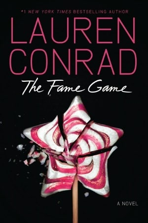 The Fame Game by Lauren Conrad --- Reality star Madison Parker, determined to take her career to the next level, signs on for a new TV show called The Fame Game. But more drama happens behind the scenes than onscreen.