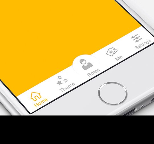 A interface de usuário nos aplicativos mobile