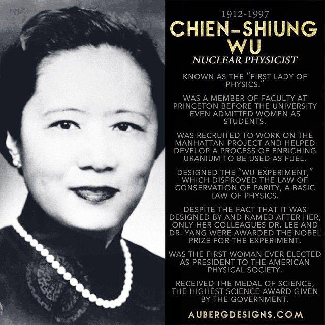 Chien Shung Wu